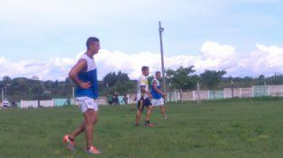 Sportivo Urquiza jugó su segundo amistoso