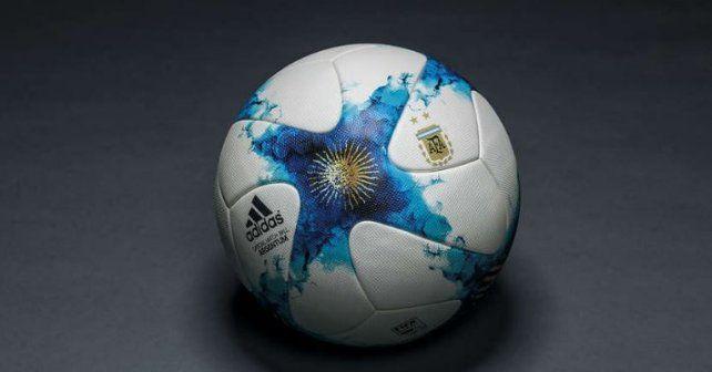 Se presentó la pelota de AFA para el 2017