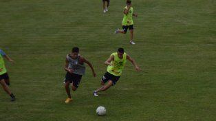 Belgrano hizo fútbol pensando en la Copa Argentina