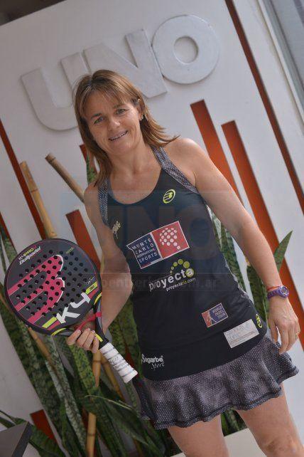 Catalina Tenorio y plena vigencia como jugadora