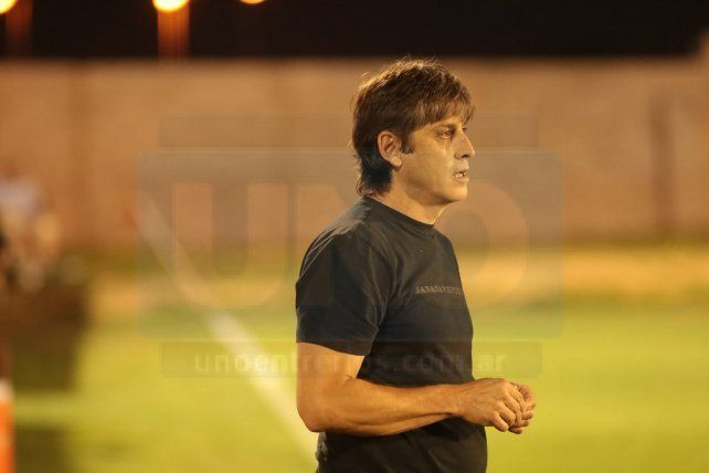 Ortiz manifestó su satisfacción por el profesionalismo que demostraron sus dirigidos en el descanso.