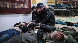 Al menos 43 muertos en un ataque cerca de la frontera turca