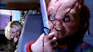 Lanzan primer tráiler de la nueva película de Chucky