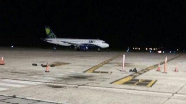 El plantel de Belgrano de Córdoba se bajó de un avión tras fallas eléctricas antes del despegue