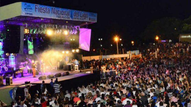 Se viene la 34º Fiesta Nacional del Lago de Federación