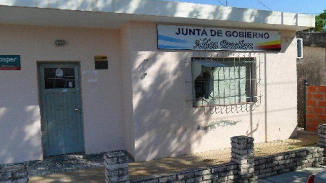 Junta de Gobierno de Aldea Brasilera.