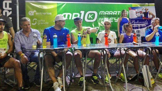 Federico Bruno ganó por cuarta vez consecutiva la Maratón de Reyes