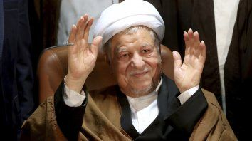 murio akbar hashemi rafsanjani, uno de los acusados por el atentado a la amia