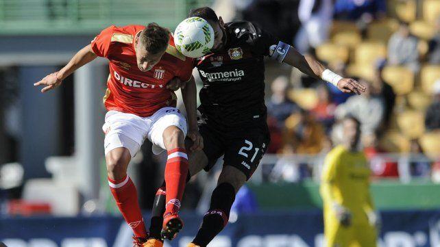 Estudiantes, sin Verón, perdió en los penales con Bayer Leverkusen