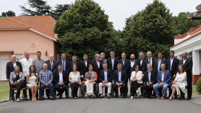Cumbre. Macri reunirá a los gobernadores para delinear nuevas políticas en materia fiscal.