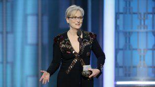 Trump sobre Meryl Streep: Es una de las actrices más sobrevaloradas de Hollywood