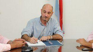 El ministro deSaludde la provincia