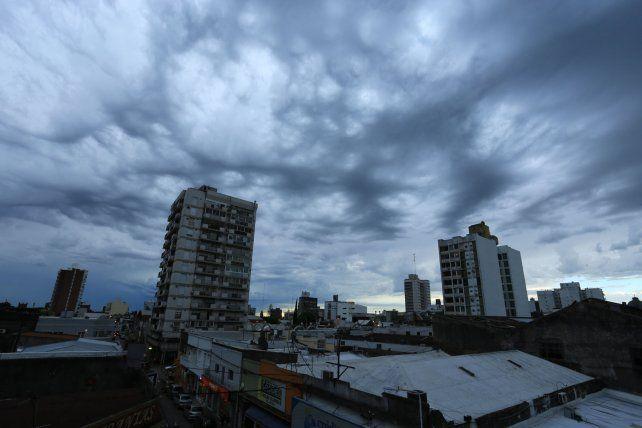 Hay alerta por tormentas fuertes para la provincia