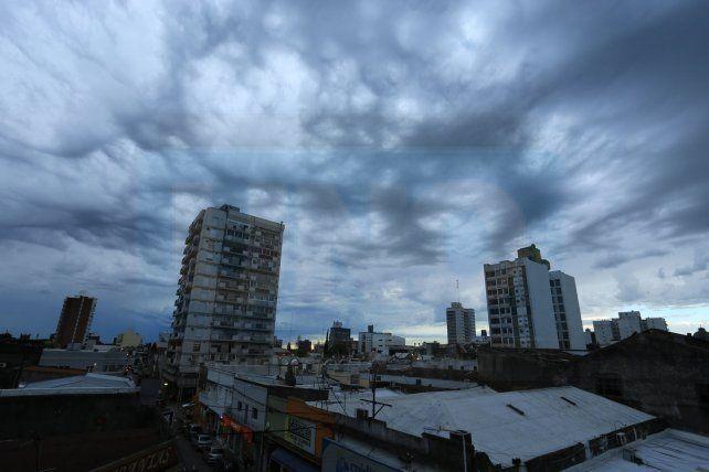 Rige un alerta por tormentas y granizo a muy corto plazo en gran parte de Entre Ríos