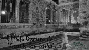 Invitan a conocer el lado oscuro del Castillo San Carlos