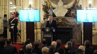 Macri afirmó que Vaca Muerta abre una etapa de futuro para la energía argentina