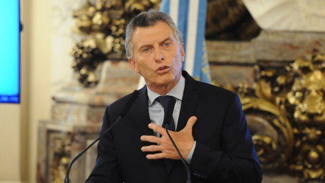 Macri habló con el vice de Trump para profundizar relaciones bilaterales