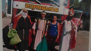 La caravana de Los Reyes Magos fue reprogramada para este martes