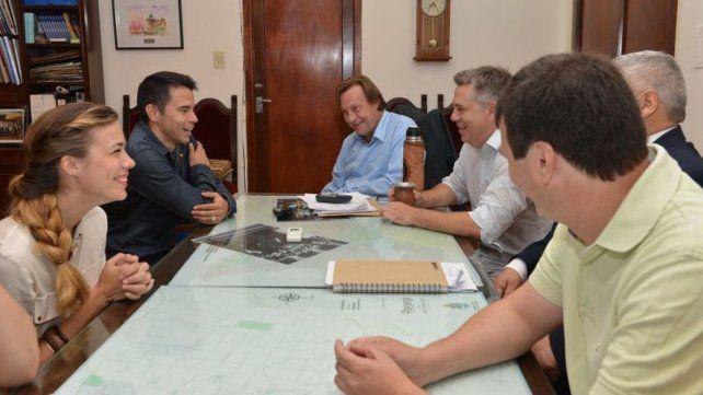 Saviola le dijo a Varisco que quiere venir a vivir a Paraná