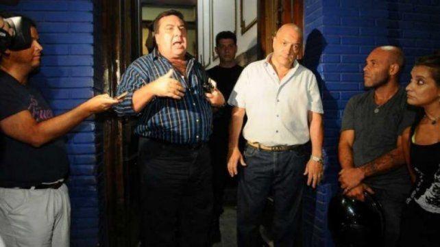 Bullrich ascendió al comisario de Flores, apartado por la muerte de Brian