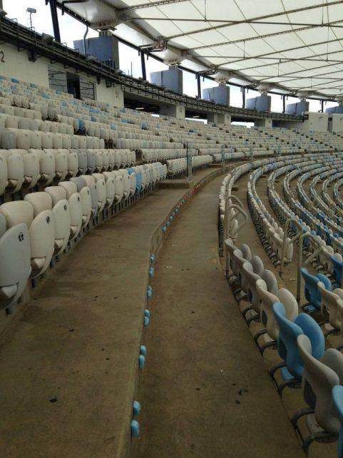 Fue el estadio más grande del mundo y hoy se encuentra en abandono