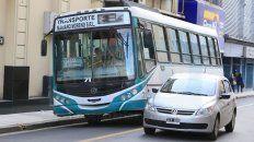 habilitan el llamado para licitar el transporte publico