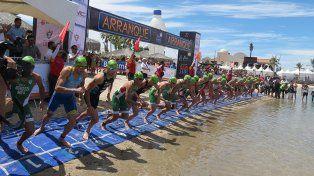 La Paz se prepara para transpirar triatlón