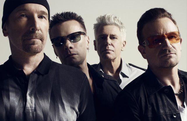 U2 decidió aplazar su nuevo album a causa de Trump