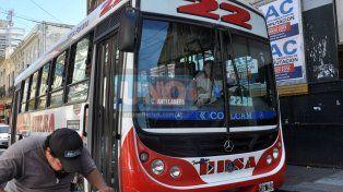 Aprobaron el pliego licitatorio para la concesión del transporte público de pasajeros