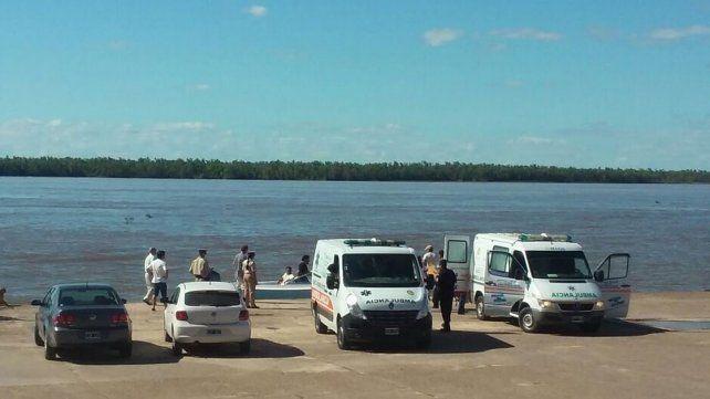 Un intendente y otras dos personas están desaparecidas en el río Paraná