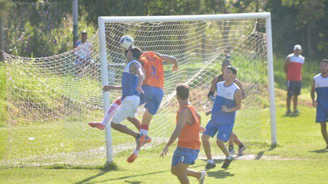 Atlético lastimó a través del juego aéreo. Por esa vía anotó los dos primeros goles del juego principal.