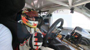 Werner deberá estar seis carreras ausente y cuatro largando desde la última posición.