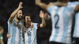 La Selección Argentina de Fútbol sigue líder en el ranking mundial