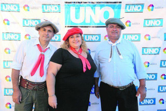 Destacados del 2016  posaron para Diario UNO