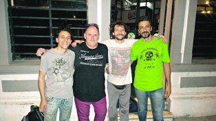 Ale Bravo: el referente del blues en la región