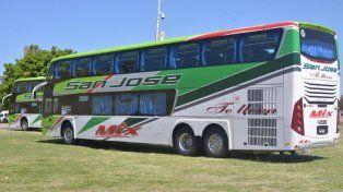 San José incorpora dos nuevas unidades 0 km