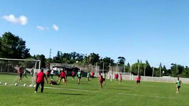 Patronato se pone a punto para la vuelta del fútbol