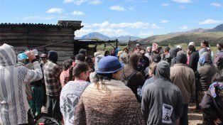 Tras la represión, el Gobierno instó a una solución pacifica del conflicto Mapuche