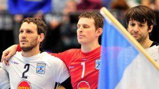 Argentina perdió en su primer partido del Mundial de Handball