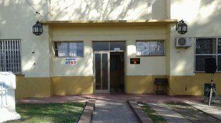 Detuvieron a un hombre que provocó destrozos en el hospital de Crespo