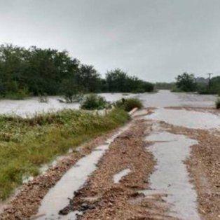El estado de los caminos en Entre Ríos tras el temporal del fin de semana