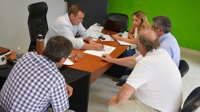 El gobierno provincial brinda asistencia a las familias damnificadas por el temporal
