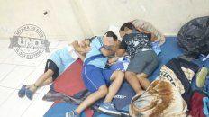 los chicos de don bosco varados en antofagasta y sin respuesta de la empresa que contrataron