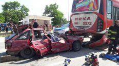 sigue internado y demorado el conductor del choque fatal en la ruta nacional 12