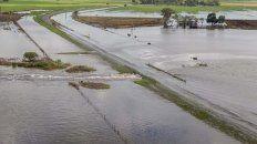 estas son las rutas cortadas por las inundaciones en santa fe