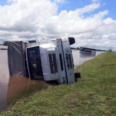 Por las inundaciones el Gobierno declarará la emergencia agropecuaria en Santa Fe