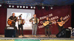 Fiesta Provincial de la Chamarrita.