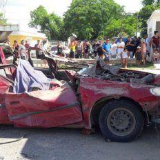 El accidente del sábado en el acceso a San Benito se cobró la segunda vida