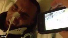 milagro de d10s: un hombre en estado vegetativo reacciono al escuchar el gol de maradona a los ingleses