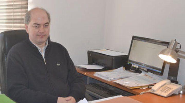 Daniel Garbino. Foto Máxima OnLine.